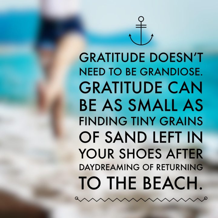 grains of Gratitude
